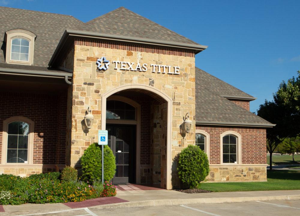 Texas Title Insurance Southlake