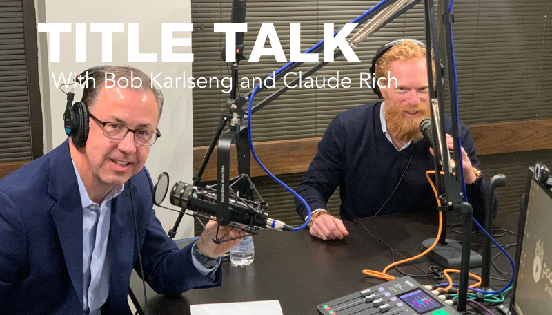 Title Talk Podcast with Bob & Claude