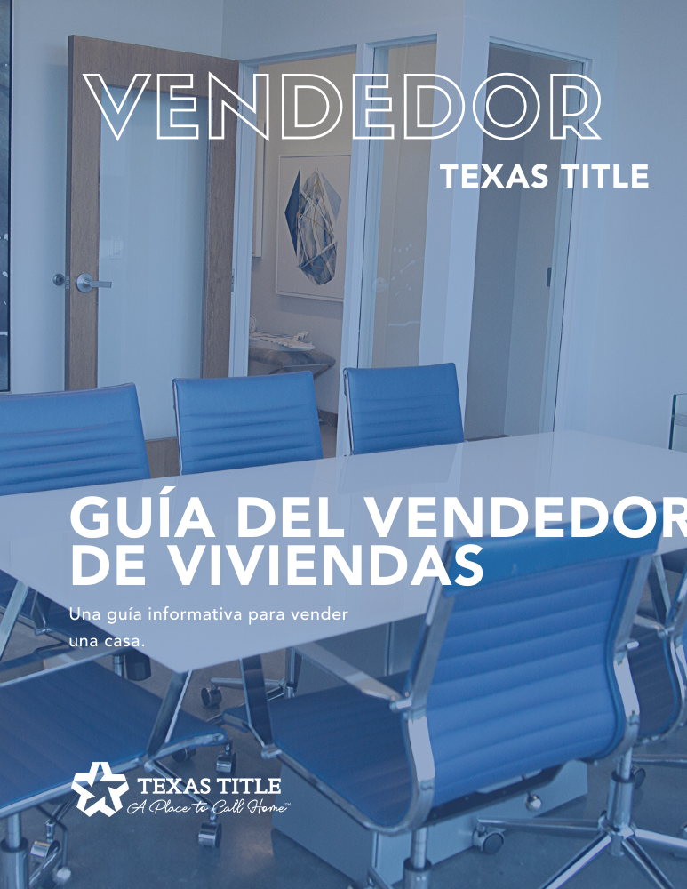 Homeseller Guide Spanish